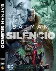 DVD BATMAN - SILENCIO - JERRY OCONNELL