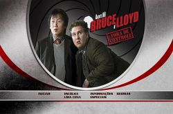 DVD AGENTE 86 - BRUCE E LLOYD - FORA DE CONTROLE