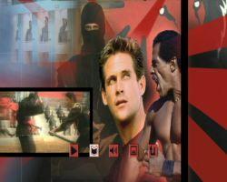 DVD AMERICAN NINJA 2 - A VOLTA DO GUERREIRO AMERICANO
