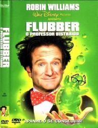 DVD FLUBBER - UMA INVENÇAO DESMIOLADA - ROBIN WILLIAMS