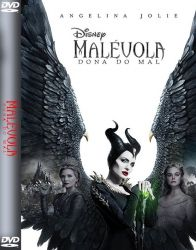 DVD MALEVOLA - DONA DO MAL