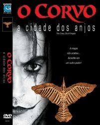 DVD O CORVO - A CIDADE DOS ANJOS