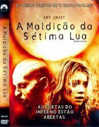 DVD A MALDIÇAO DA SETIMA LUA - AMY SMART