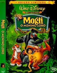 DVD MOGLI - O MENINO LOBO - DISNEY