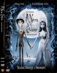 DVD A NOIVA CADAVER
