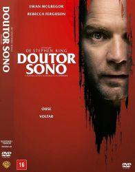 DVD DOUTOR DO SONO - EWAN MCGREGOR