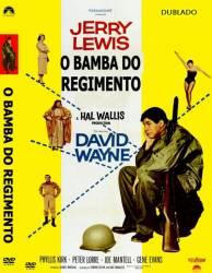 DVD O BAMBA DO REGIMENTO - DUBLADO - JERRY LEWIS