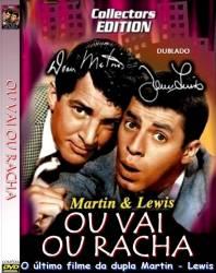 DVD OU VAI OU RACHA - JERRY LEWIS