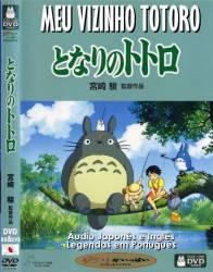 DVD MEU VIZINHO TOTORO - DESENHO