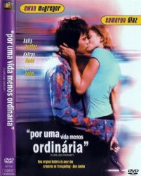 DVD POR UMA VIDA MENOS ORDINARIA - EWAN MCGREGOR