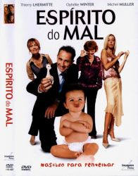 DVD ESPIRITO DO MAL - THIERRY LHERMITTE