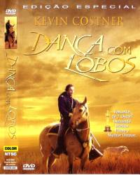 DVD DANÇA COM LOBOS