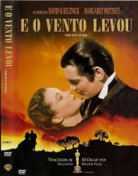 DVD E O VENTO LEVOU - CLASSICO - 1939 - DUPLO