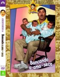 DVD BANCANDO A AMA SECA - JERRY LEWIS
