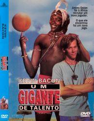 DVD UM GIGANTE DE TALENTO - KEVIN BACON