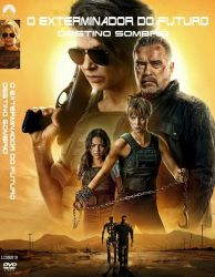 DVD O EXTERMINADOR DO FUTURO - DESTINO SOMBRIO - ARNOLD SCHWARZENEGGER