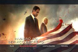 DVD INVASAO AO SERVIÇO SECRETO - GERARD BUTLER