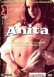 DVD ANITA - A NINFOMANIACA - 1974
