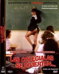 DVD AS COLEGIAIS SE DIVERTEM - 1986