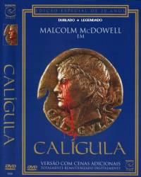 DVD CALIGULA - 1979