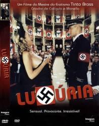 DVD LUXURIA - TINTO BRASS