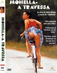 DVD MONELLA A TRAVESSA - TINTO BRASS