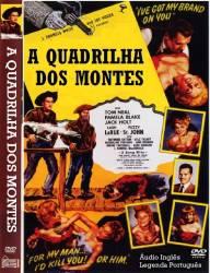 DVD A QUADRILHA DOS MONTES - FAROESTE - 1950