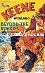 DVD ATRAVES DAS ROCHAS - FAROESTE - 1926