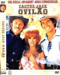 DVD CACTUS JACK - O VILAO - FAROESTE