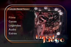 DVD LUZ DEL FUEGO - LUCELIA SANTOS