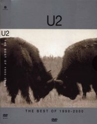 DVD U2 – THE BEST OF 1990 - 2000