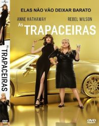 DVD AS TRAPAÇEIRAS - ANNE HATHAWAY