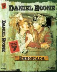 DVD DANIEL BOONE - VOL 1 - D 7 - 4 EP