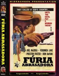 DVD FURIA ABRASADORA - 1947 - FAROESTE