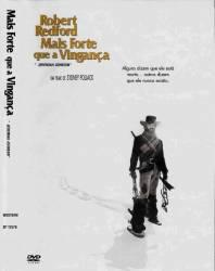 DVD MAIS FORTE QUE A VINGANÇA - FAROESTE - 1971
