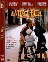 DVD A VIDA E BELA