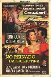 DVD NO REINADO DA GUILHOTINA - FAROESTE - 1955