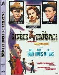 DVD O GINETE DA TEMPESTADE - FAROESTE - 1957