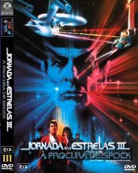 DVD JORNADA NAS ESTRELAS 03 - A PROCURA POR SPOCK