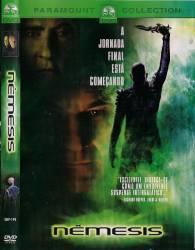 DVD JORNADA NAS ESTRELAS 10 - NEMESIS