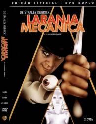DVD LARANJA MECANICA