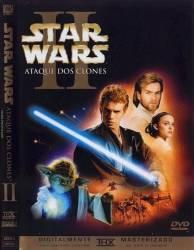 DVD STAR WARS 2 - ATAQUE DOS CLONES
