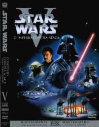 DVD STAR WARS 5 - O IMPERIO CONTRA ATACA