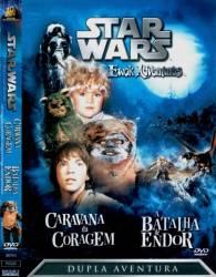 DVD STAR WARS - CARAVANA DA CORAGEM