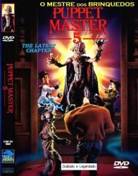 DVD O MESTRE DOS BRINQUEDOS 5