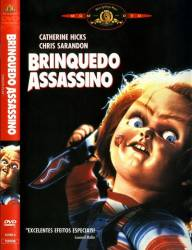 DVD CHUCK - O BRINQUEDO ASSASSINO