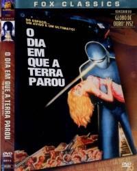 DVD O DIA EM QUE A TERRA PAROU - 1951