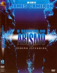 DVD O SEGREDO DO ABISMO - DUBLADO