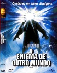 DVD O ENIGMA DE OUTRO MUNDO