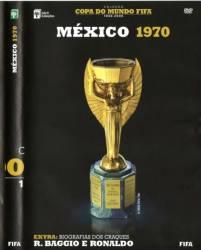 DVD COPA DO MÉXICO 1970